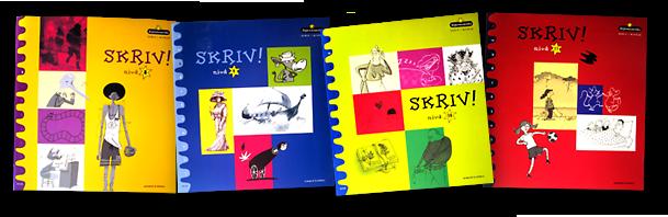 Stjärnsvenska - Skriv i nivåer Skolår 4-5